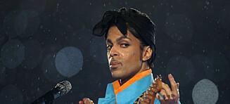Gir ut uferdig Prince-selvbiografi