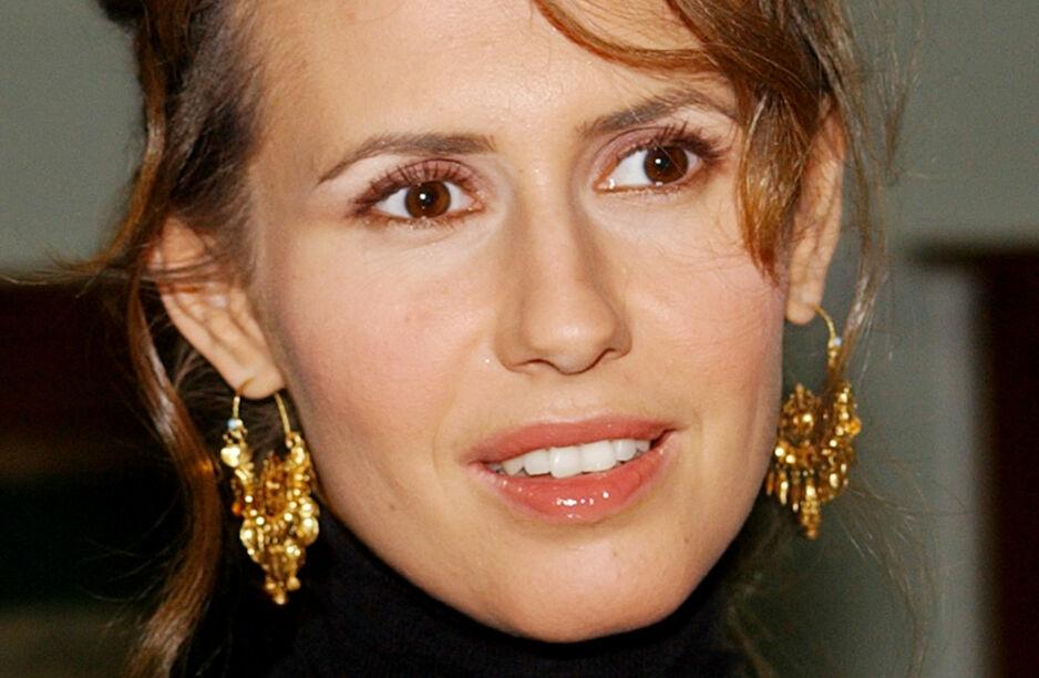 ASMA AL-ASSAD: Syrias diktator Bashar al-Assad giftet seg i 2000 med britiskfødte Asma al-Assad. Bildet skal være tatt i forbindelse med en kulurfestival i landet i 2005. Foto: AP / NTB Scanpix
