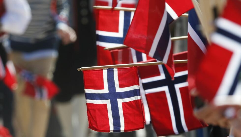 OVER FEM MILLIONER: Folketallet i Norge 1. januar var 5 295 619. Foto: Terje Pedersen / NTB scanpix