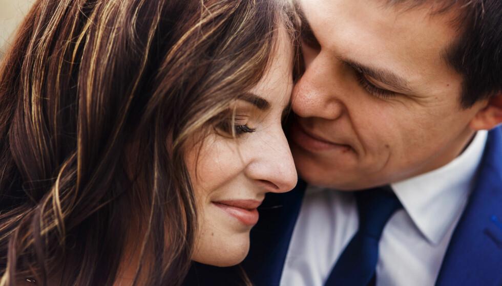 GOD SEX GIR GODT EKTESKAP? Forskerne tok utgangspunkt i overkant av 200 nygifte par. Foto: Syrotkin / Shutterstock / NTB Scanpix