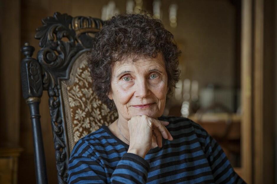 FOREGANGSKVINNE: Anja Breien lærte seg fransk for å gå på filmskole i Paris i 1962. Flere av filmene hennes tar opp kvinners vilkår:  -Det var en entusiasme og kampvilje på 70-tallet som jeg i dag kjenner igjen i de skamløse arabiske jentene, sier hun. Foto: Jørn H. Moen