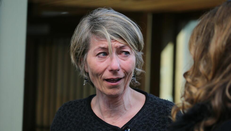 KOLLEGA: Karen Cecilie «Cille» Biermann var paneldeltaker i «20 spørsmål». Foto: Andreas Fadum