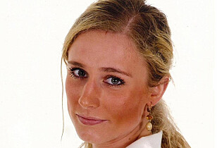 DREPT: Martine Vik Magnussen.
