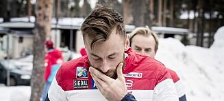 Lukas Bauer forbauset over Northugs fiasko: - Det er litt godt å se