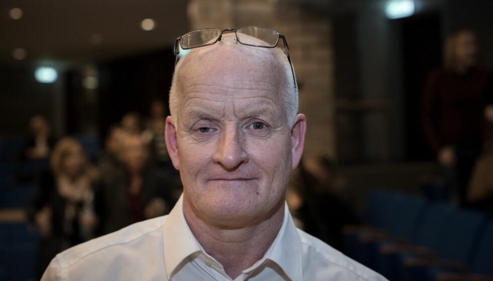 ETTERFORSKES: Rune Fardal (58) er en av Norges mest innflytelsesrike antibarnevernsaktivister. Nå etterforskes han for hensynsløs atferd på Facebook. Foto: Tomm W. Christiansen / Dagbladet