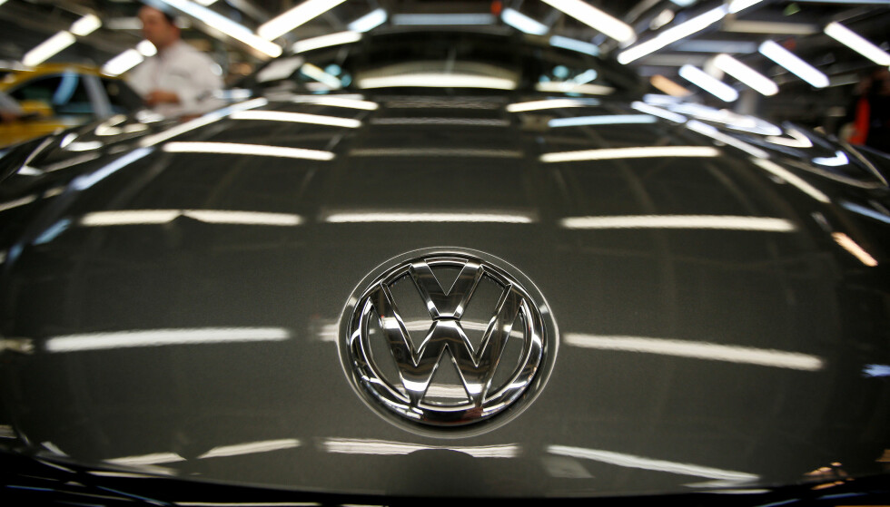 JUKS: VW har tidligere innrømmet at nærmere 600.000 dieselbiler som ble solgt i USA, var programmert til å endre på utslippsdata under testkjøring.Foto: REUTERS