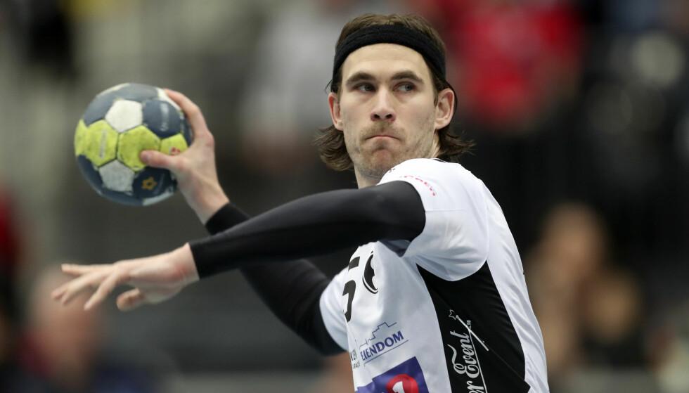 FINALEKLAR: Andre Lindboe og Elverum er klar for finale. Foto: Vidar Ruud / NTB Scanpix