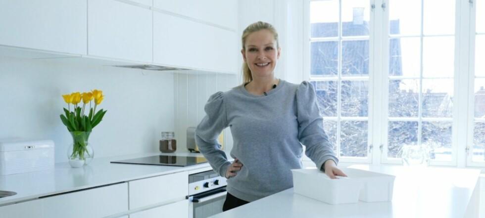 Ryddeeksperten: Slik blir det orden på kjøkkenet