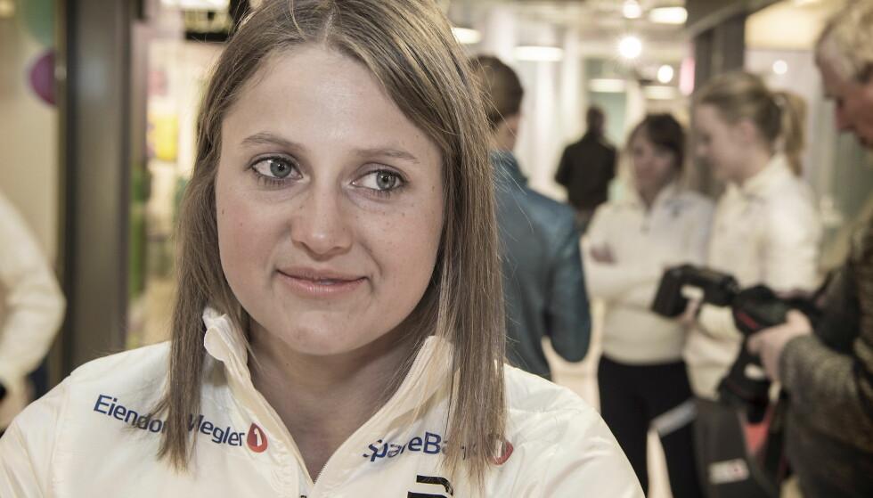 HAR FÅTT SVAR: Ingvild Flugstad Østberg vet hva som gikk galt i Lahti-VM og hva hun må rette på til OL i Pyeongchang. Foto: Hans Arne Vedlog  / Dagbladet