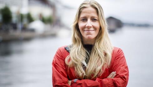 STØTTER SERTIFISERINGEN: Leder i WWF, Nina Jensen støtter ASC-ordningen og mener norske scampi er miljømessig godt valg. Foto: Halvor Solhjem Njerve / Dagbladet