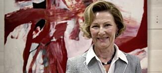 Tar dronning Sonja i forsvar:- Sutrete kunstnere er det verste jeg vet