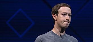 Facebook-sjef forsvarte selskaps-strategi, selv om «folk kan bli drept»