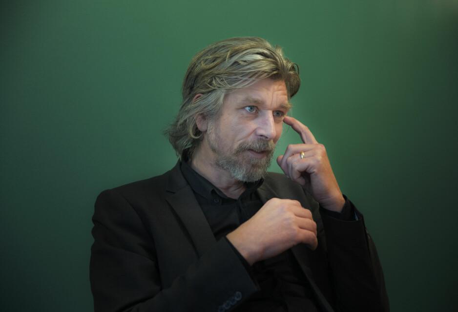 GODT OM MUNCH: Karl Ove Knausgårds betraktninger om Edvard Munch er til tider meget godt formulert.  Foto: NTB Scanpix