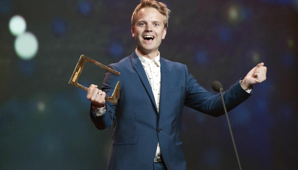 OVERGANG: Etter 13 år i NRK, melder Erik Solbakken overgang til TV2. Foto: NTB Scanpix