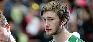 Innebandy-spilleren Mikael Harrysson (25) døde på trening