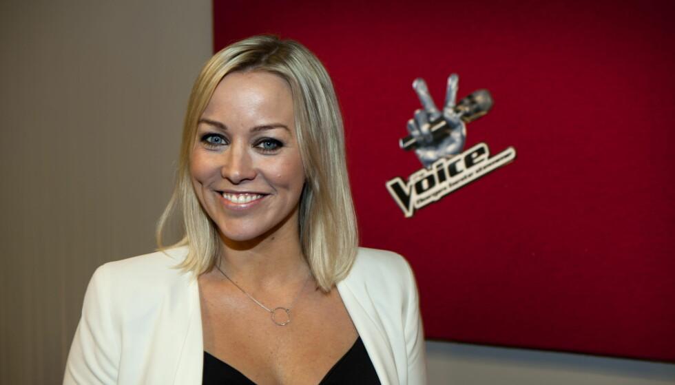 DOMMER-HANNE: Hanne Sørvaag har vært dommer i den norske versjonen av «The Voice». Foto: Anders Grønneberg / Dagbladet