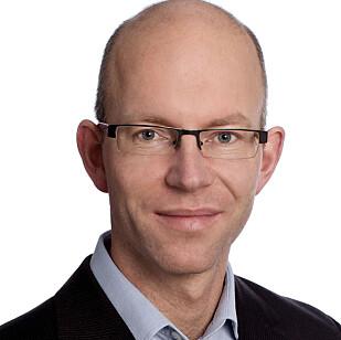 - LAR SEG GJØRE: Lektor Thomas Meinert Larsen mener man kan ha et godt vegansk kosthold om man får i seg tilstrekkelig av vitaminer og mineraler.
