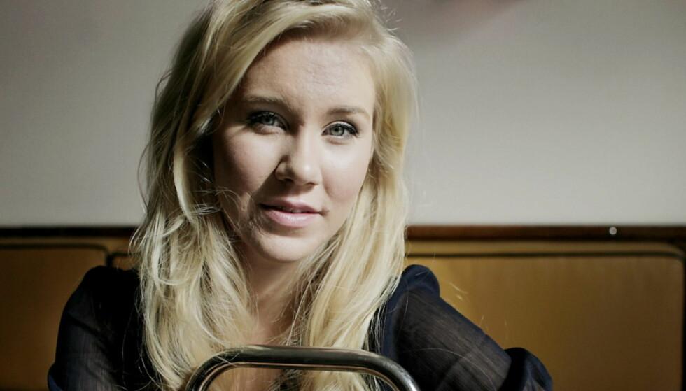 SKILLES: Isabella Löwengrip startet bloggen sin i 2005, og har siden blitt en av Sveriges mest profilerte bloggere. Foto: Espen Røst / Dagbladet
