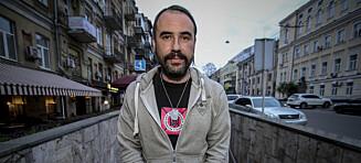 Krigsveteran Yuri (41) har et dypt hat for alt russisk: - Selvfølgelig sender de ei dame i rullestol til Eurovision