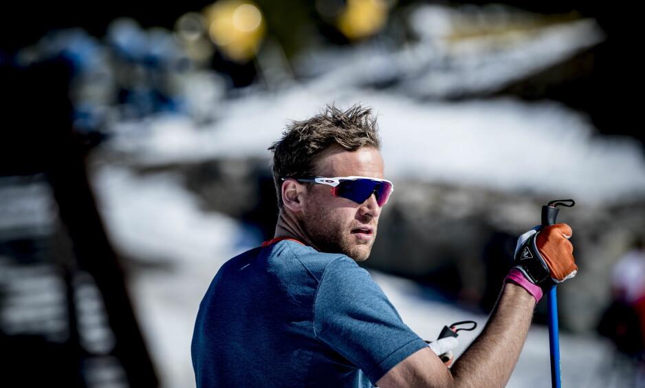 MOTIVERT: Niklas Dyrhaug tror det er mulig å vinne et individuelt OL-gull i Pyeongchang. Foto: Thomas Rasmus Skaug / Dagbladet