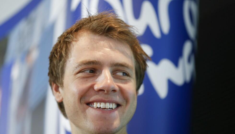 OPTIMIST: Edvald Boasson Hagen har god tro på en bra innsats i Tour of Norway. Bursdagsbarnet mener at årets utgave passer utmerket. Foto: NTB Scanpix