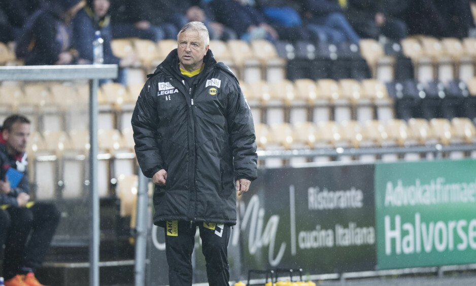 VIDERE: Lillestrøm og Arne Erlandsen slo Lørenskog 5-1 og tok seg enkelt videre i cupen. Foto: Terje Pedersen / NTB scanpix