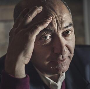 KRITISK: Ervin Kohn, forstander for Det mosaiske trossamfunn i Oslo og andre nestleder i Antirasistisk senter. Foto: Hampus Lundgren / Dagbladet