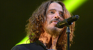 EN AV ROCKENS STØRSTE: Chris Cornell. Foto: Ricky Bassman/CSM/REX/Shutterstock