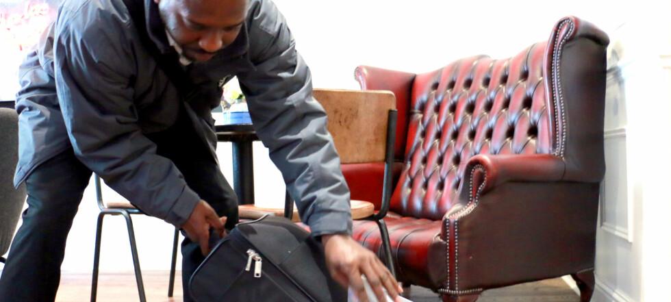 De henter bagasjen på hotellet, setter den på flyet og leverer den hjem på døren din