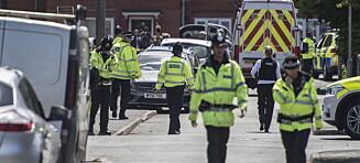 Britisk politi: Gjenopptar deling av etterretningsinformasjon