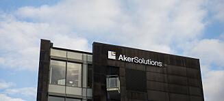 150 Aker Solutions-ansatte kan bli permittert