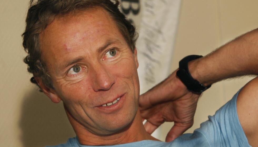 EIENDOMSKONGE: Ivar Tollefsen er blant Norges største eiendomsbesittere. Foto: Terje Bendiksby / SCANPIX