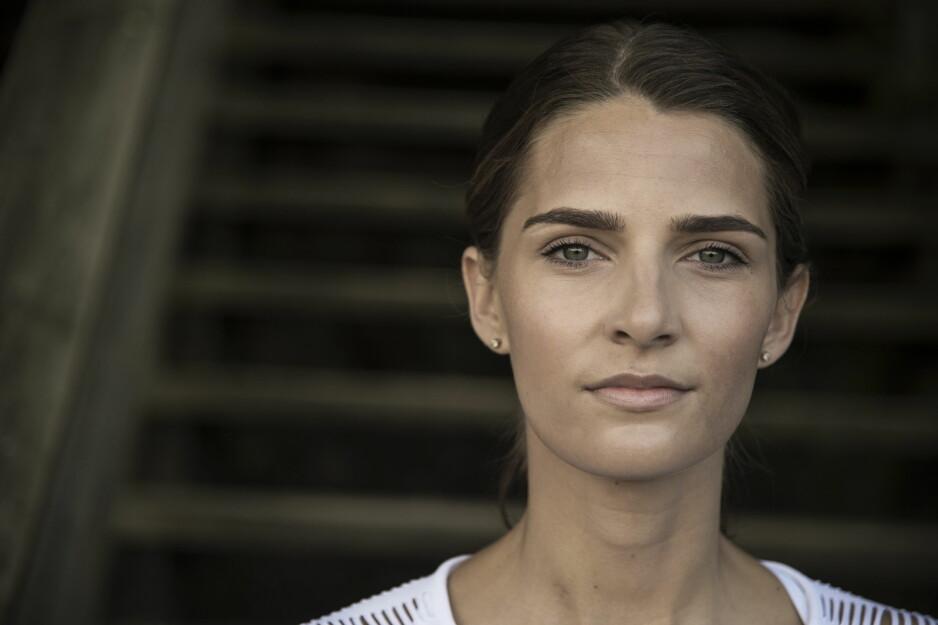 ALVORLIG SYK: Margrethe ble forespeilet et liv med medisiner for å holde sykdommen i sjakk. – Benmargstransplantasjon var siste utvei, sier hun. Foto: Hans Arne Vedlog / Dagbladet