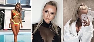 Lever av å eksponere seg selv på Instagram: - Folk slenger dritt til meg hver eneste dag
