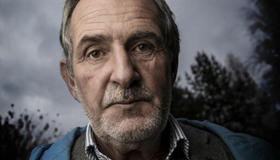 DØD: Den suksessrike forfatteren Jon Michelet er død. Han ble 73 år gammel. Foto: Lars Eivind Bones / Dagbladet