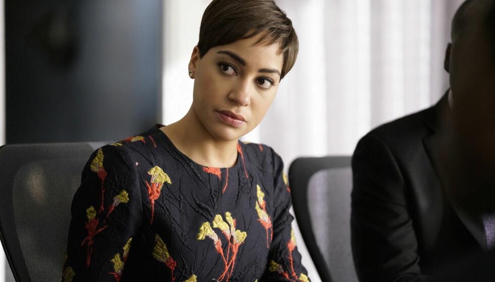 TILBAKE: Cush Jumbo som Lucca Quinn i The Good Fight. Foto: HBO NORDIC