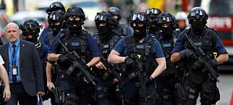Dette vet vi om terrorangrepet i London