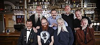 Møt åtte menn som bærer mustasj med stolthet