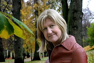 TIL RAVNEDALEN: Anne Grete Preus.