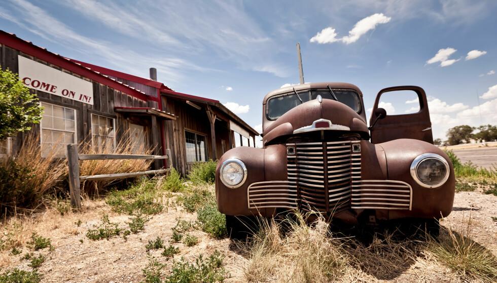 ET MUSEUM: Den originale Route 66 er på mange måter en reise gjennom nyere amerikansk historie. Foto: Shutterstock / NTB Scanpix
