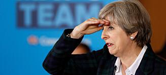 Stakkars, utmattete briter, de fortjener bedre politiske ledere
