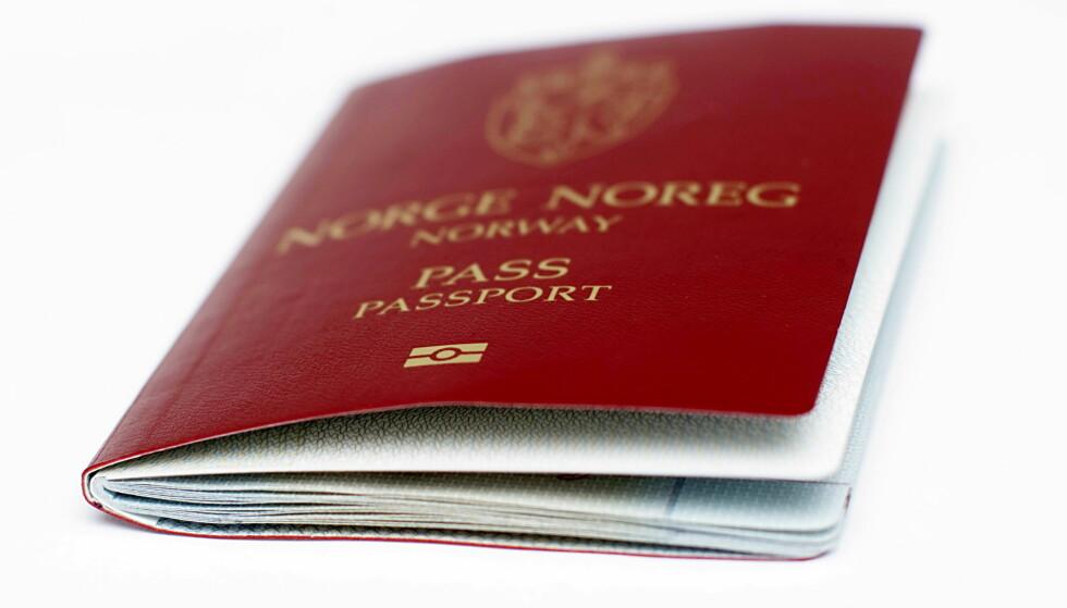 Justisdepartementet legger ned nesten halvparten av passkontorene i landet. Med mindre vi gjør noe for å bedre sikkerheten, vil norske pass være utdatert om få år, sier justisminister Tor Mikkel Wara (Frp). Foto: Jon Olav Nesvold / NTB scanpix