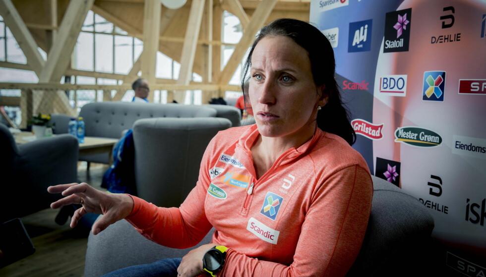 FOR REGELENDRING: Marit Bjørgen håper regelverket endres slik at kommende utøvere som havner i Therese Johaugs situasjon kan slippe unna uten straff. Foto: Bjørn Langsem / Dagbladet