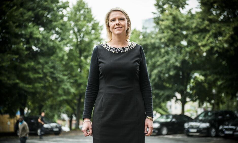 SKJELT UT: Innvandrings- og integreringsminister Sylvi Listhaug (Frp). Foto: Endre Vellene / Dagbladet