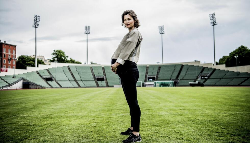 Lisa Loven Kongsli.  Foto: Thomas Rasmus Skaug /