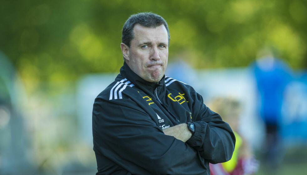 ØNSKET: Tom Nordlie sa nei til trenertilbudet han fikk fra AaFK av flere årsaker. Foto: Vidar Ruud / NTB scanpix