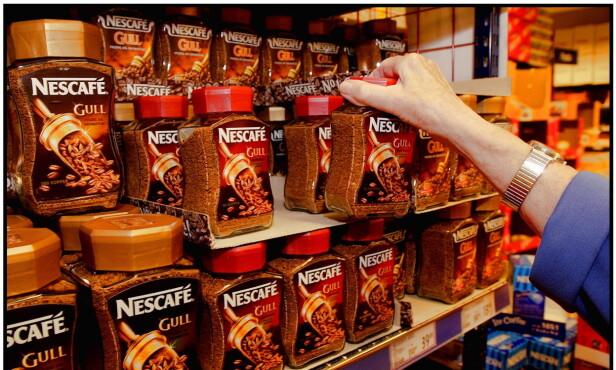 MANGLER OVERSIKT: Nestle innrømmer at forholdene på plantasjer blant annet i Brasil er i strid med brasiliansk lov og internasjonale konvensjoner. - Vi rydder opp så godt vi kan og samarbeider både med organisasjoner og mndigheter, sier kommunikasjonssjef Axel Heiberg- Andersen i Nestle Norge. Foto TOMM W. CHRISTIANSEN