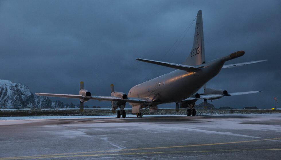 - KUTT: Høyre mener Sp bør legge bort kampen for å beholde Andøya Flystasjon som skal legges ned når forsvarets Orion-fly erstattes av nye overvåkingsfly.