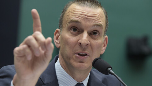 RETTFERDIGHET: USADA-sjef Travis Tygart kjemper for et større skille mellom alvorlighetsgraden av dopingsaker for å få et mer rettferdig system. Foto: AP Photo/Susan Walsh, File