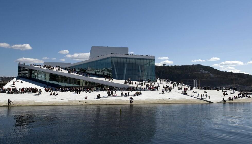 HURRA: Operaen fyller ti år denne uka. Foto: Scanpix